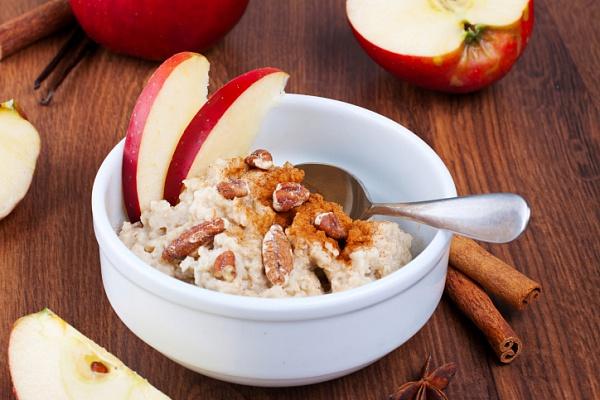 Вівсяна каша з яблуками: рецепти, дієта для схуднення та відгуки