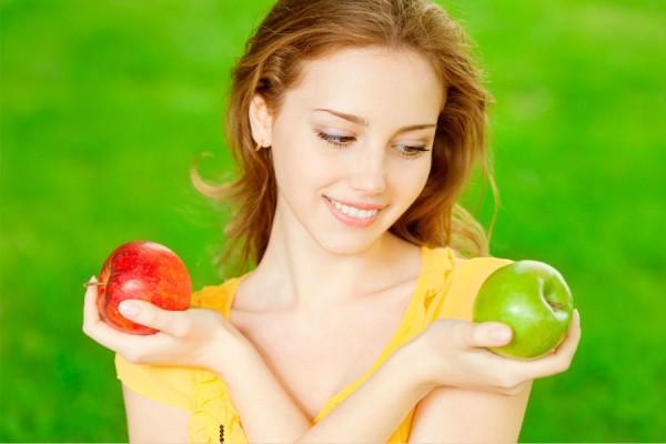 Розвантажувальний день на яблуках: правила, коментарі та результати