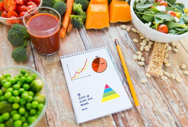 Скільки калорій потрібно вживати в день жінці і чоловікові