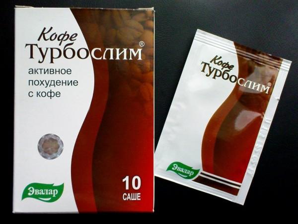 Кава Турбослім для схуднення: властивості, ціна, відгуки лікарів