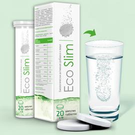 Eco Slim (Еко Слім) для схуднення: відгуки і де купити