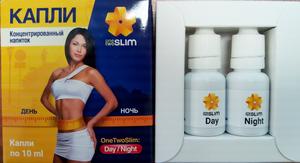 Краплі для схуднення OneTwoSlim: відгук лікаря, де купити, ціна