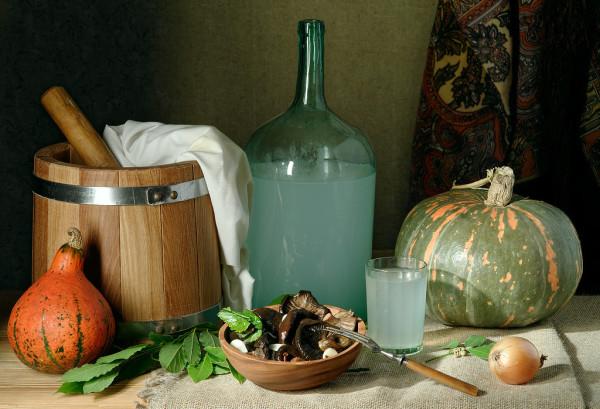 Рецепти приготування хорошою браги для самогону