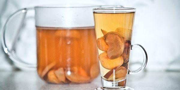 Компот з яблук: покроковий рецепт з свіжих і сушених