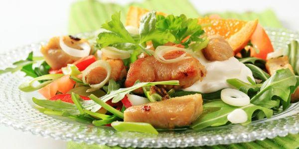 Дієтичні смачні страви для схуднення: прості рецепти