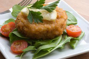 Приготування рибних котлет в духовці: рецепт дієтичних, запечених, пісних
