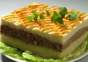 Запіканка картопляна з фаршем в мультиварці: рецепти