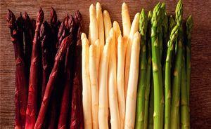 Спаржа корисні властивості: зелена, соєве, маринована