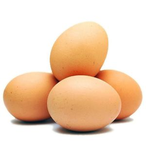 Скільки міститься білка в білок одного курячого яйця