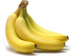 Скільки білків і вуглеводів міститься в одному банані