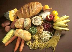 Швидкі і повільні вуглеводи: список продуктів