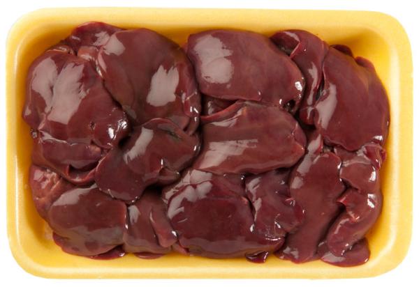 Куряча печінка: калорійність, користь і шкода