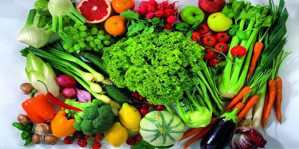 Продукти з негативною калорійністю: список таблиця