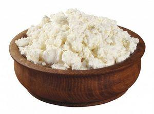 Калорійність знежиреного сиру зі сметаною