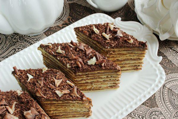 Вірменський торт «Мікадо»: класичний рецепт з фото покроково