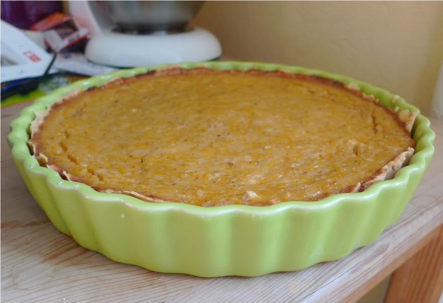 Пиріг з яблучним пюре (пісочний, Пестунчик): рецепти з фото