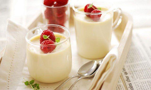 Желе з йогурту: покрокові рецепти приготування з фото