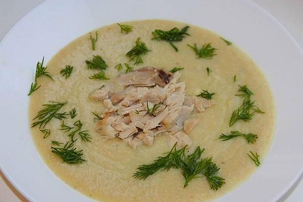 Суп-пюре з курки: рецепти приготування з фото покроково