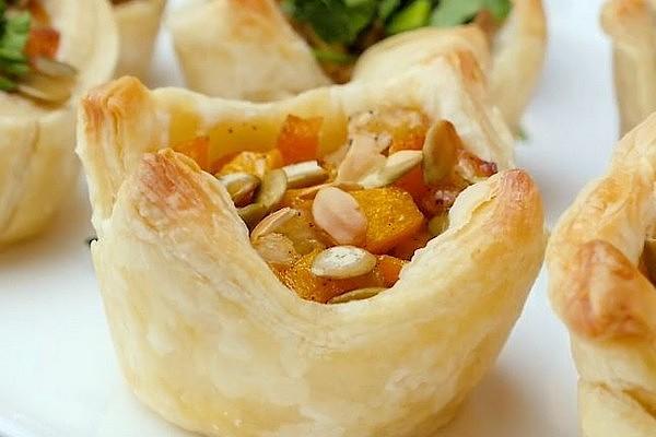 Тарталетки з листкового тіста: домашні рецепти з фото