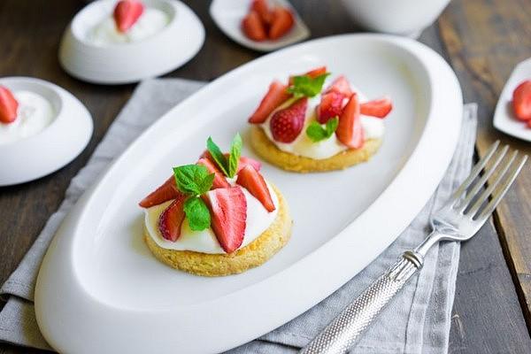 Пісочне домашнє печиво на маслі: рецепти з фото