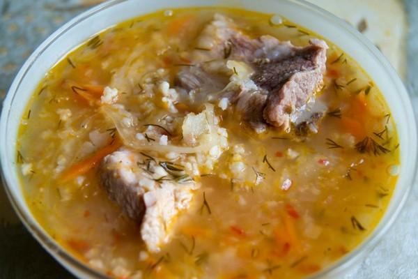 Суп з квашеної капусти: домашні рецепти з фото покроково