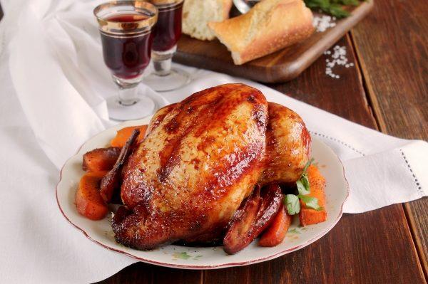 Соус для курки в духовці: соєва, медовий, сметанний, теріякі