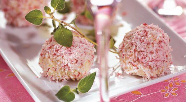 Рафаелло з крабових паличок і сиру: смачні рецепти з фото