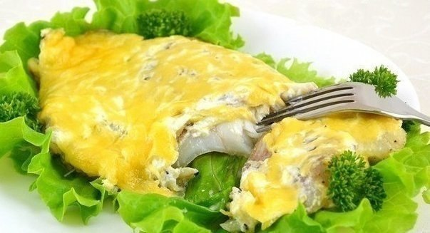 Риба, запечена в сметані в духовці: рецепти покроково