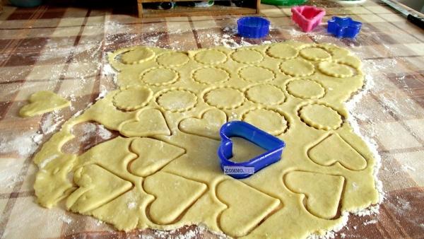 Сирне тісто для печива: покрокові рецепти з фото