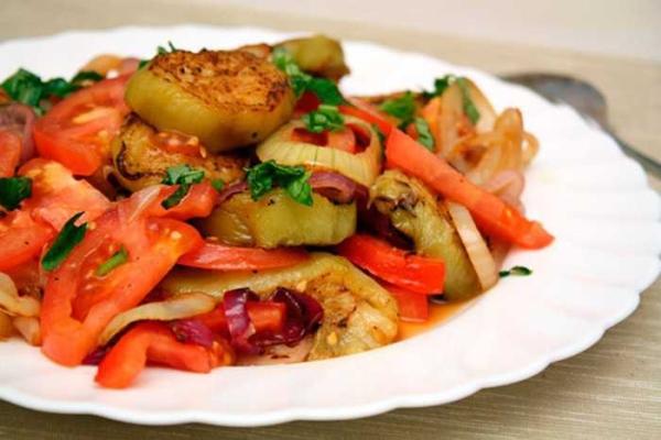 Баклажани по-вірменськи: рецепти з фото покроково