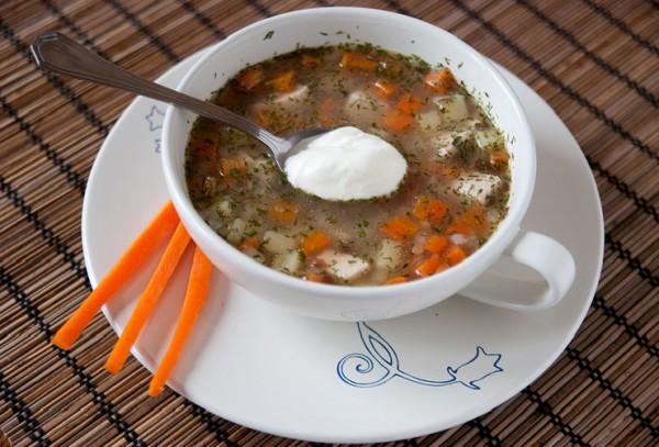 Гречаний суп в мультиварці: найкращі рецепти з фото