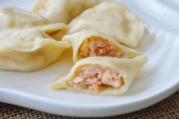 Пельмені з рибою: назва страви, рецепти з фото покроково
