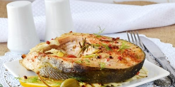 Лосось на грилі: маринади, рецепти з фото, калорійність