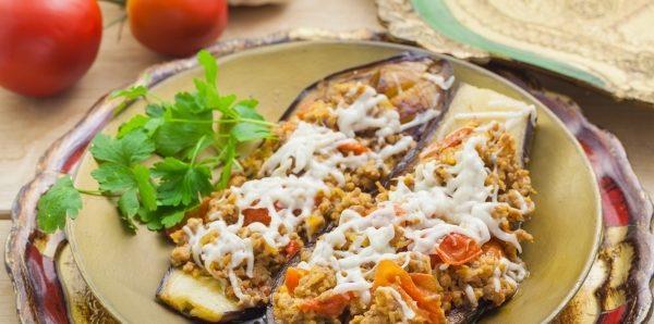 Баклажани по-турецьки (у духовці, на зиму): рецепти покроково
