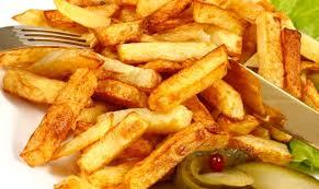 Картопля в аерогрилі (запечений, фрі): рецепти з фото