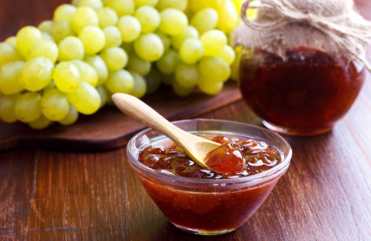 Варення з винограду з кісточками і без: покрокові рецепти