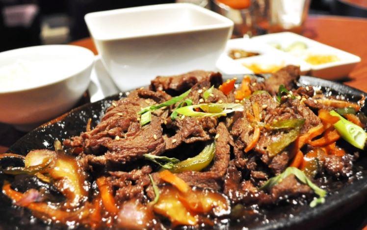 Яловичина по-корейськи (з овочами, фунчоза): рецепти з фото