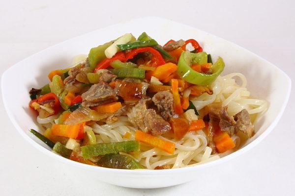 Уйгурська лагман: домашні рецепти приготування з фото