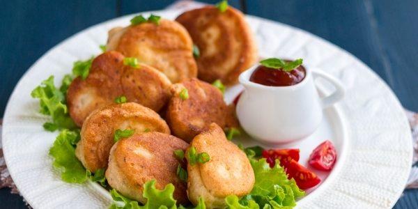 Цвітна капуста в сухарях на сковороді в духовці: рецепти