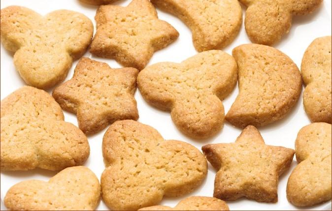 Печиво в мікрохвильовці (вівсяне, пісочне): рецепти з фото