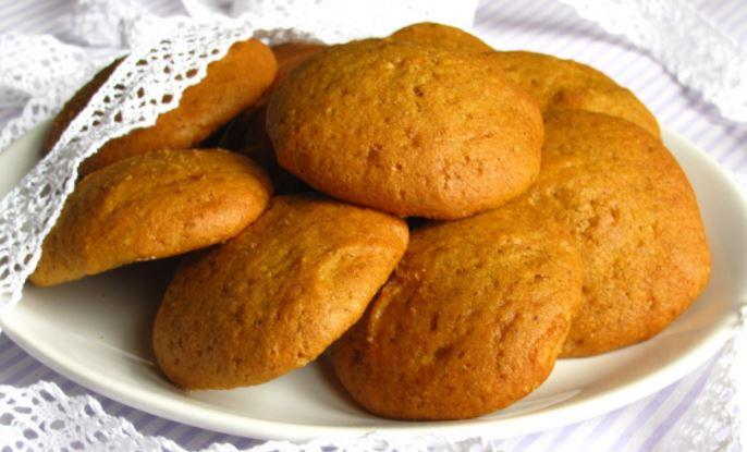 Печиво з гарбуза в духовці: покрокові рецепти, калорійність