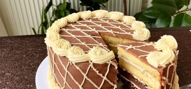 Торт «Золотий ключик»: домашні рецепти з фото покроково
