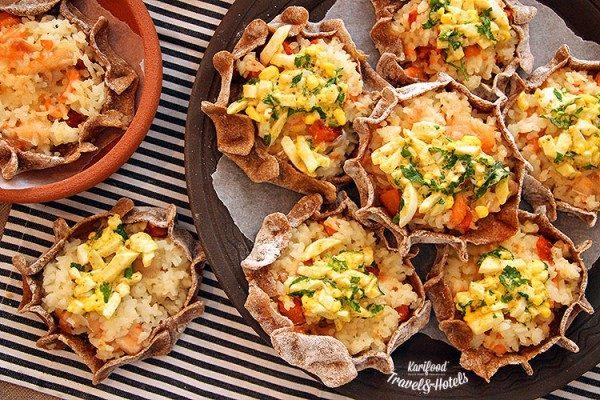 «Фіртки» з житнього борошна з картоплею: рецепт з фото покроково