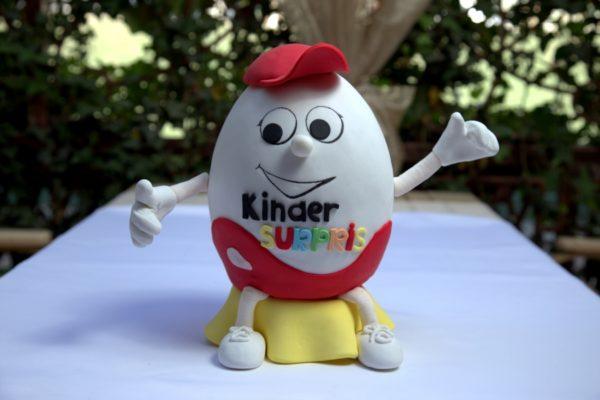 Торт «Кіндер-сюрприз»: покрокових майстер-класи з фото