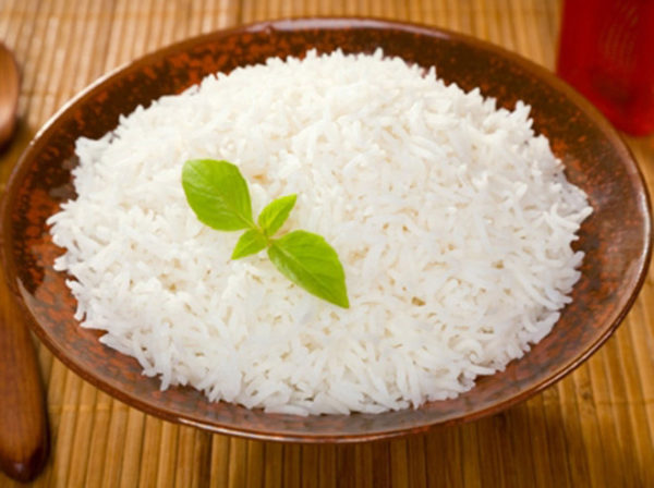 Рис в мікрохвильовці на гарнір, з овочами, повітряний: рецепти