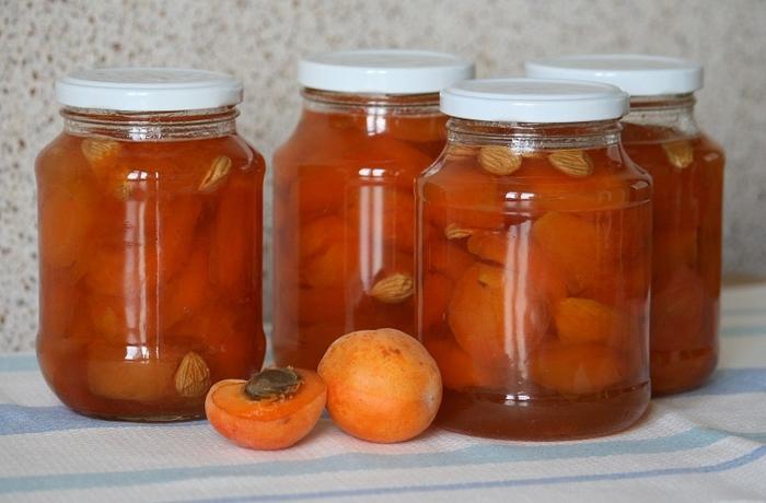 Варення з абрикосів: калорійність, рецепти з фото покроково