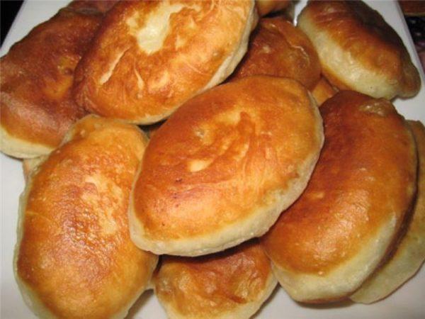 Сирне тісто для пиріжків з будь-якою начинкою - рецепти