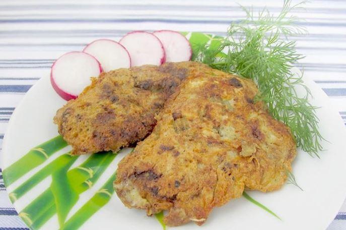 Печінка в клярі (куряча, свиняча, яловича): рецепти з фото
