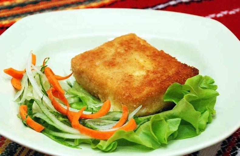 Сир в клярі (твердий, адигейський): рецепти з фото покроково