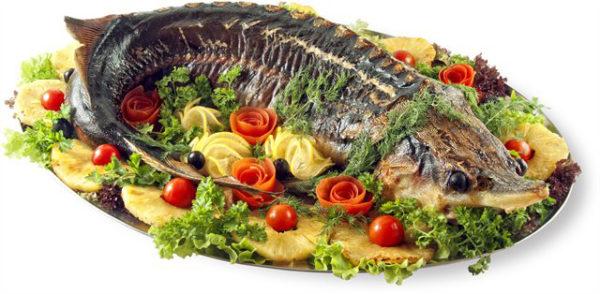Царська риба: назви, рецепти приготування в духовці